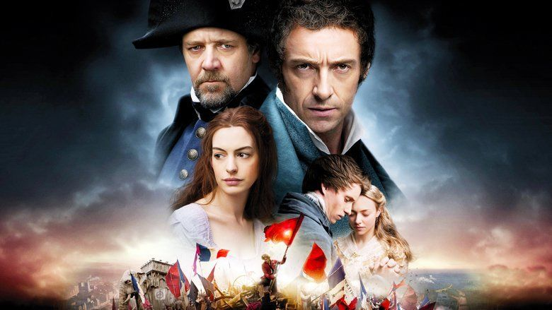 Les Miserables 2012 Entertainment Talk