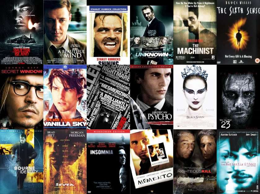 Best Psychological Movies – Entertainment Talk
