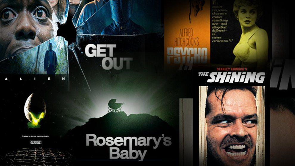 Top Ten Horror Movies – Entertainment Talk